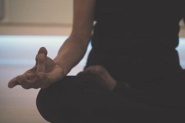 Padmasana Lotus posture