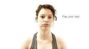 flap those lips