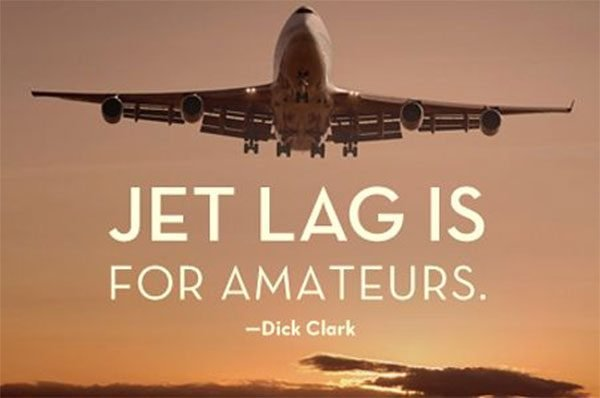 Jet Leg