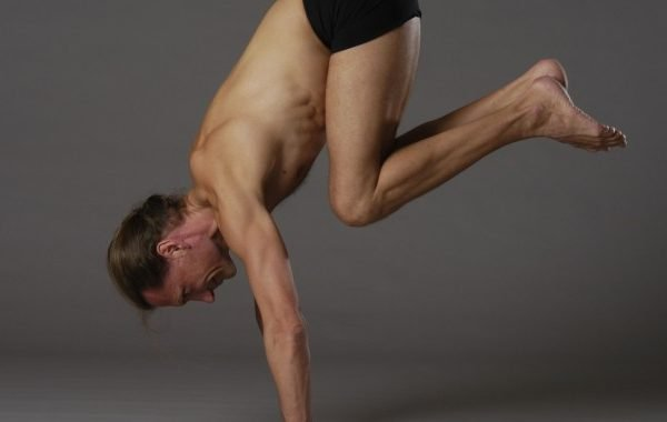 Shoulder Arm Balance