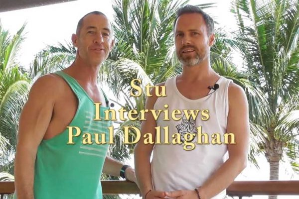 Paul Dallaghan Interview