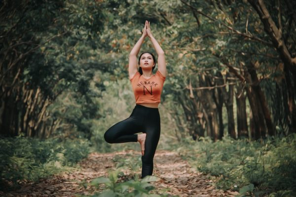 Whats Feminine in yoga