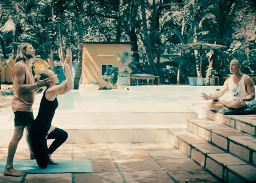 Vatayanasana with Mark Robberds