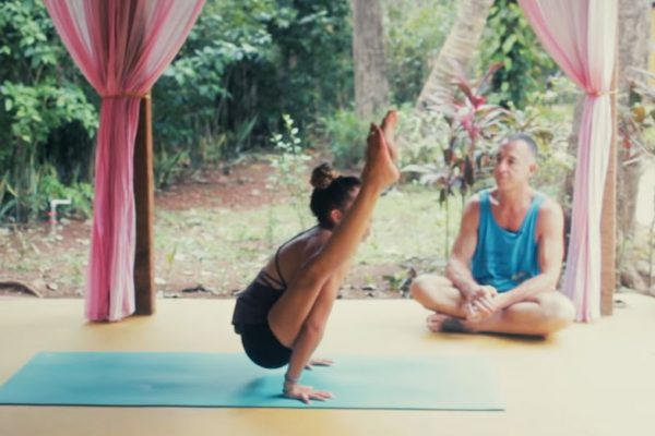Yoga Transitions Laruga Glaser