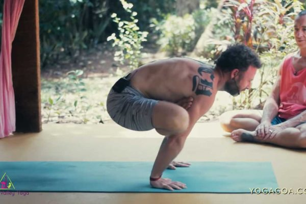 Ashtanga Arm Balances