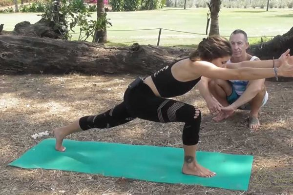 strength and yoga Adell Bridges