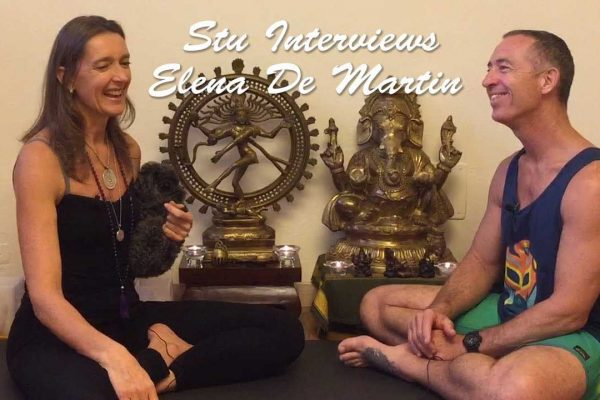 Elena De Martin Interview