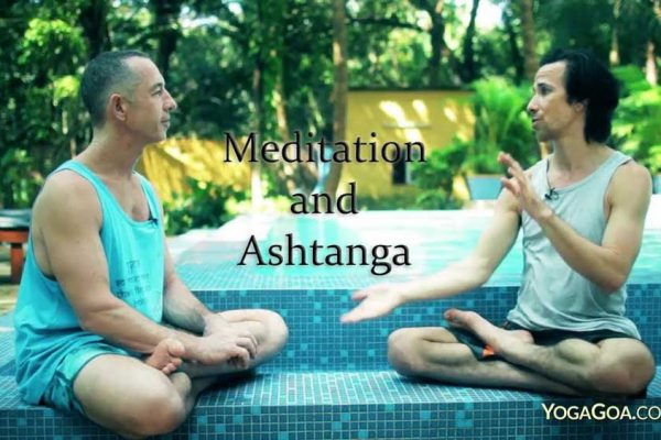Meditation and Ashtanga Joey Miles