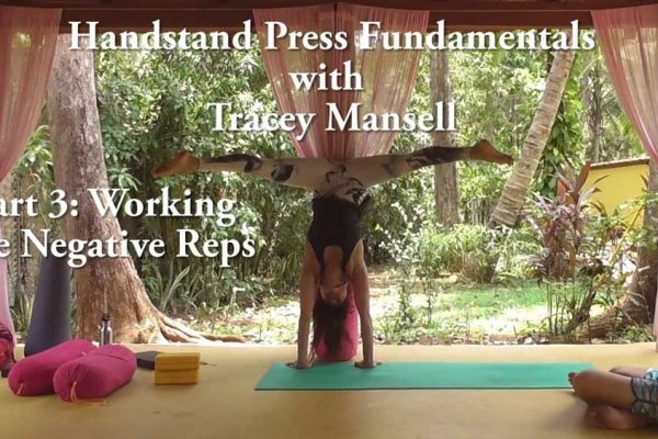 handstand fundamentals episode 3